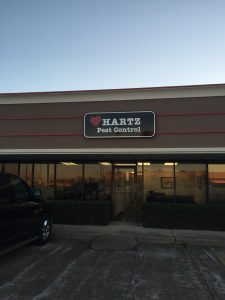 Picture of Hartz Pest Control Houston office