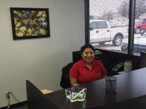 Picture of the Interior of Hartz Pest Control  Houston office