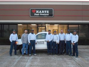 Photo of  Cypress Employees of Hartz Pest Control
