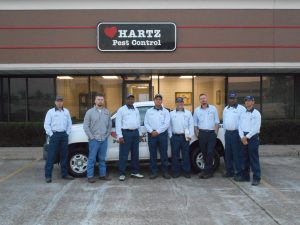 Hartz Pest Control The Woodlands Texas Exterminators