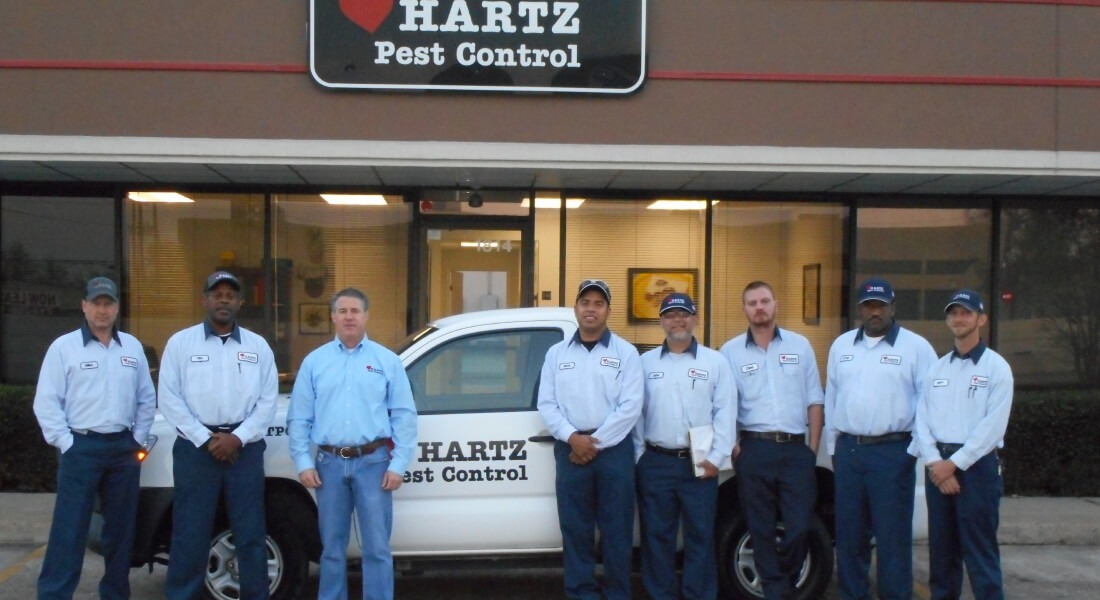 Houston Pest Control 713-461-4866 | Hartz Pest Control Services